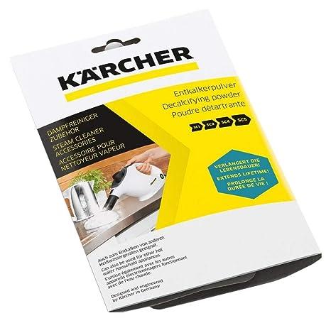Karcher - Bolsas de Polvo descalcificante (6 x 17 g, 2 ...