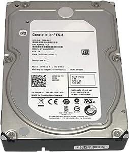 Seagate Constellation ES ST4000NM0033 4TB 7200RPM 128MB Cache SATA 6.0Gb/s 3.5inch Internal Enterprise Hard Drive OEM - w/3 Year Warranty