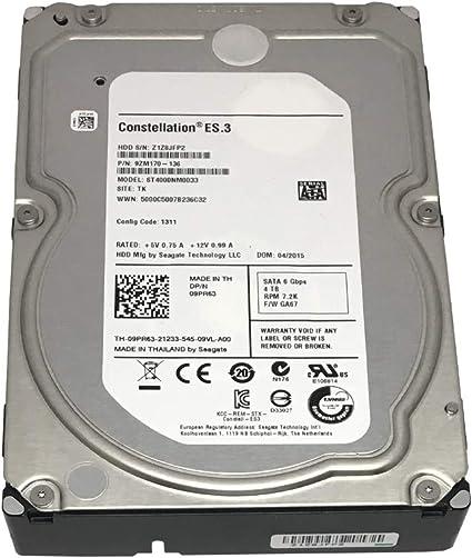 Seagate 4TB 7200RPM HDD