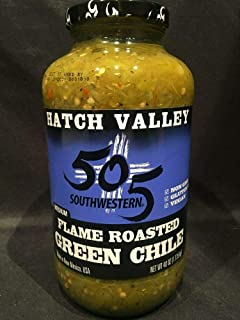 """product image for Hatch""""Napa"""" Valley 505 Southwestern Green Chile New Mexico Chili Pepper Sauce"""