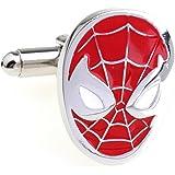 Boutons de Manchettes Figure de Marvel Spiderman