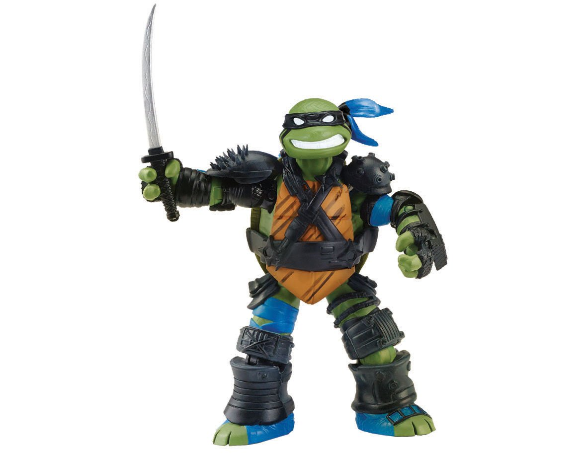 Teenage Mutant Ninja Turtles Actionfigur, Leonardo: Amazon.de: Spielzeug