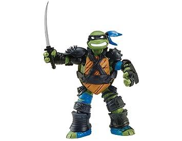 Teenage Mutant Ninja Turtles Super Ninja Leonardo de Las ...