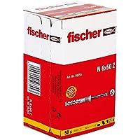 Fischer 50355, Het inslaganker met verzonken schroef is ideaal voor het bevestigen van houten constructies binnenshuis…