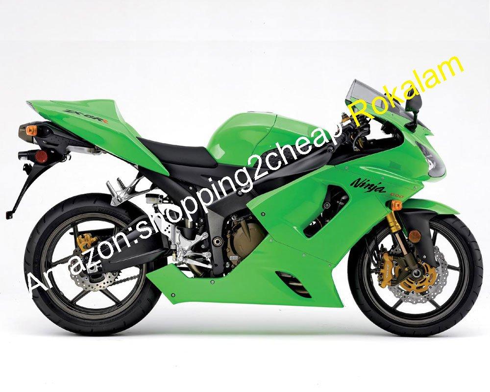 Hot Sales,popular verde personalizado hadas para Kawasaki ...