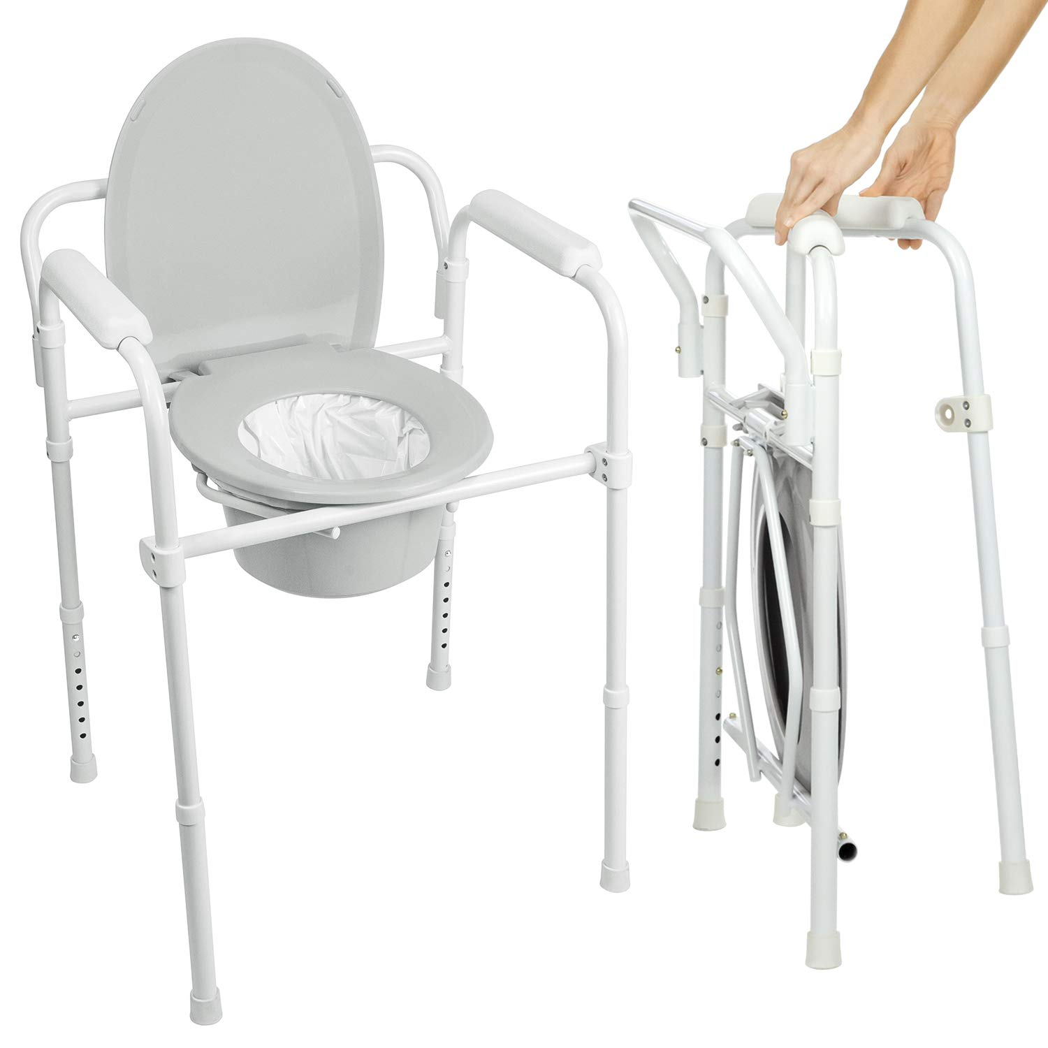 Best Rated In Commodes Amp Liners Amp Helpful Customer Reviews