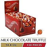 Lindt LINDOR 牛奶松露巧克力 Kosher 120块 50.8盎司(1440g)