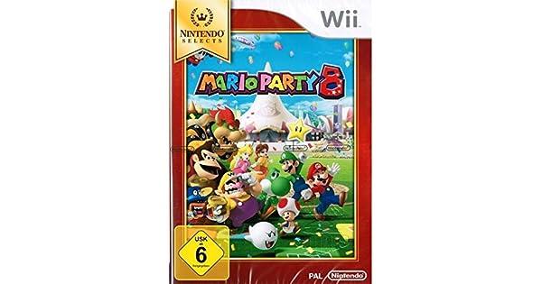 Nintendo Mario Party 8 - Juego: Amazon.es: Videojuegos