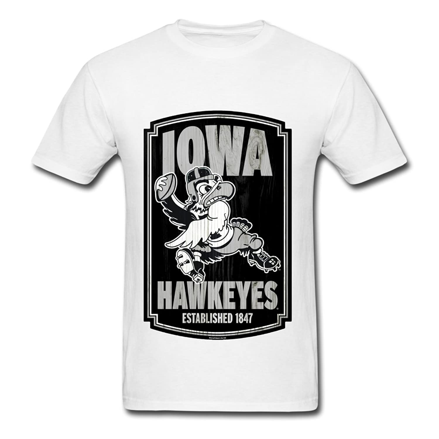 adult Iowa Hawkeyes poster 2016 Summer Tees XXL