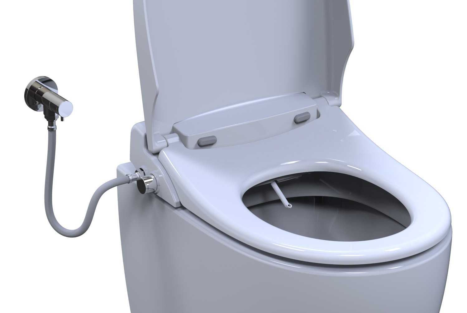 Every Drop Is Precious Toilet Seat With Built In Bidet - No ...