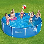 Summer-Waves-Frame-Pool-366-x-91-cm-quadro-Swimming-Pool-famiglie-piscina-con-accessori