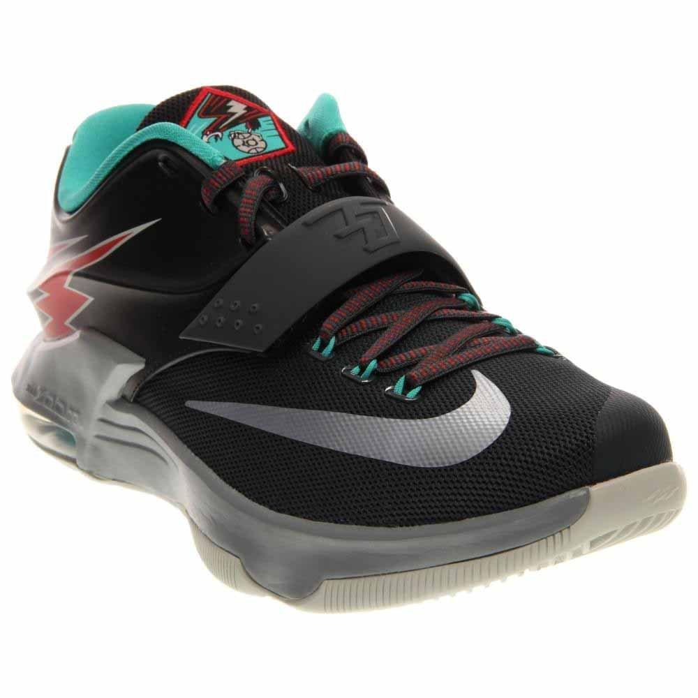Nike KD 7 Synthetic-Basketball-Schuhe  46 EU|Classic Charcoal/Light Retro/Dove Grey