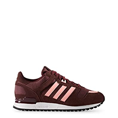 3e773495f adidas Women s Zx 700 Sneaker Low Neck Red