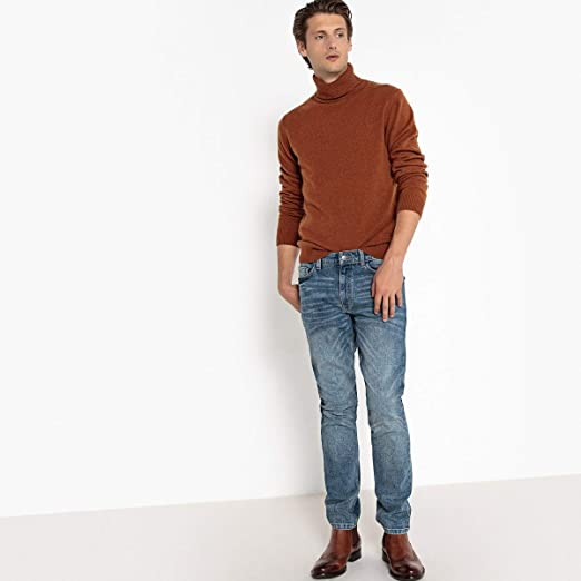 Length 32 La Redoute Uniross Mens Slim Fit Jeans