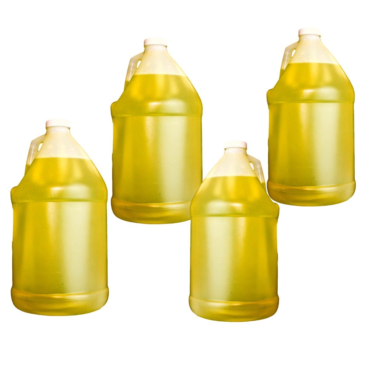 Castor Oil Multiple Sizes (4 Gallons (4x1-Gallons))