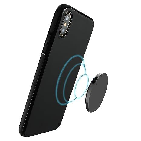 custodia iphone x con piastra