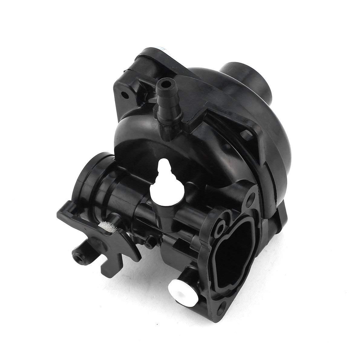 Heaviesk 799583 ersatzvergaser f/ür Briggs /& Stratton rasenm/äher rasenm/äher carb Motorrad ersatzteile