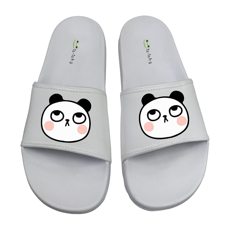 7e9e1ba99e080 85%OFF TA-TA FROG Cute Panda Sandals indoor   outdoor Slippers ...