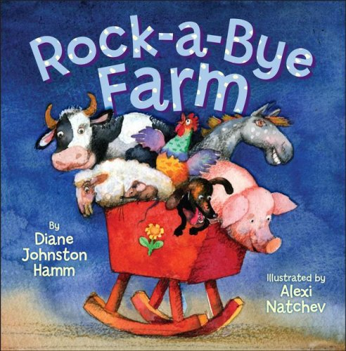 Rockabye Baby Book - Rock-a-Bye Farm