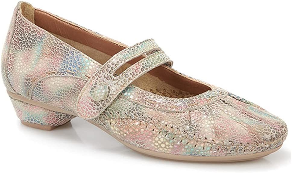 Pavers Womens Touch-Fasten Mary Jane