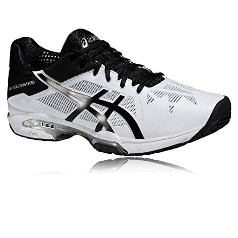 ASICS Gel Solution Speed 3 Mens Tennis Shoes SS16, US Shoe