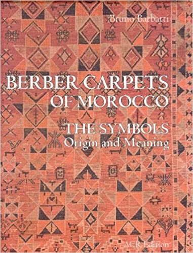 Berber Carpets Of Morocco The Symbols Origin And Meaning Bruno