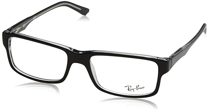 4bc33520822ad Amazon.com  Ray Ban RX5245 Eyeglasses  Clothing