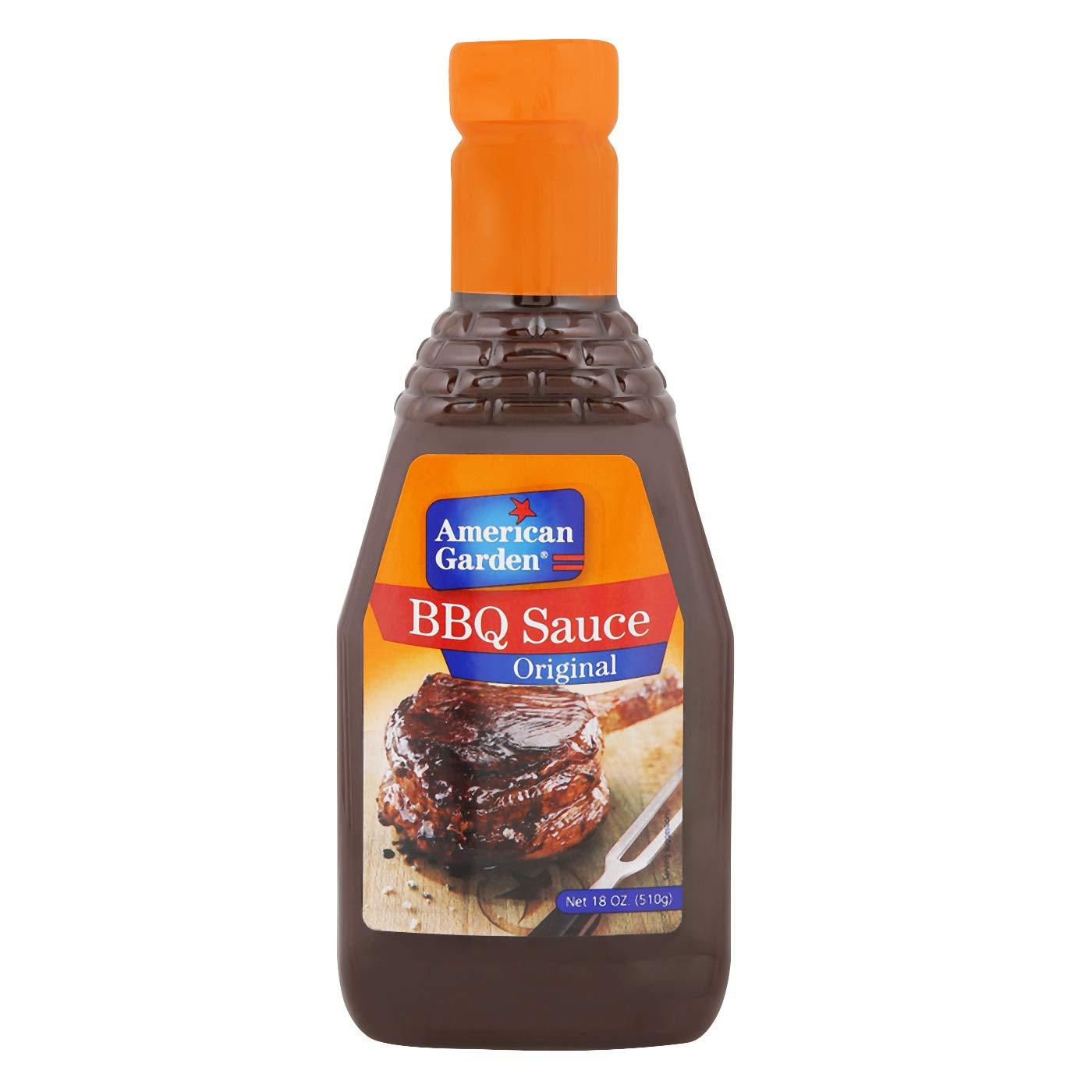 American Garden Original Bbq Sauce 510g Buy Online In Egypt