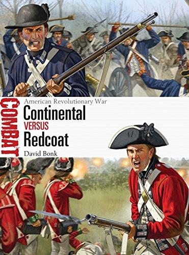 Continental vs Redcoat: American Revolutionary War (Combat) pdf
