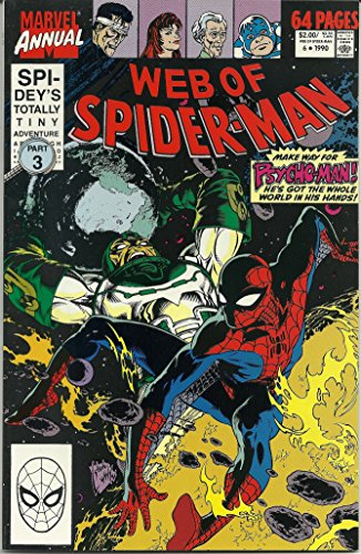 Web of Spider-Man #6 Annual