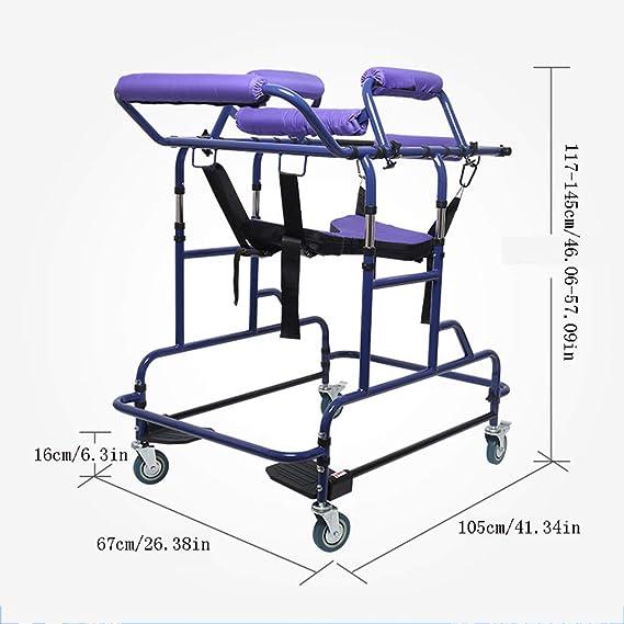 SXD Walk Soporte de pie/Andador/Andador/Bastidor de pie con ...