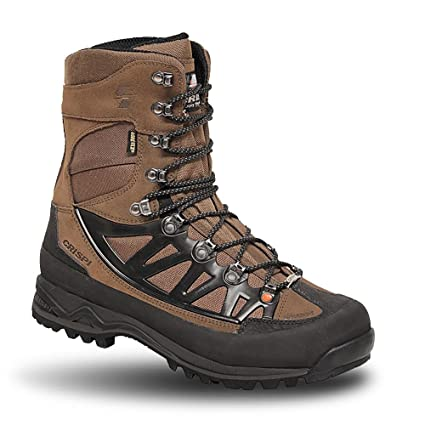 4fea143e9e2 Amazon.com : CRISPI Men`s Idaho GTX Boot, 9, BROWN : Sports & Outdoors