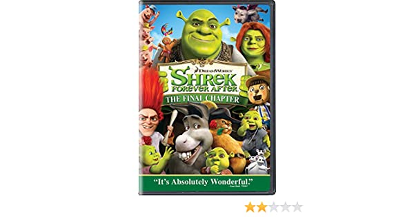Shrek Forever After [Reino Unido] [DVD]: Amazon.es: Cine y ...