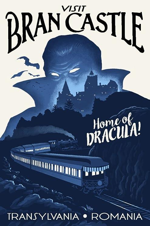 Transylvania, Rumanía, Castillo de Bran - Casa de Drácula: Amazon.es: Juguetes y juegos