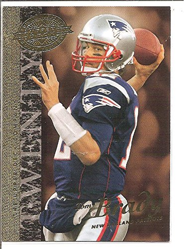 Tom Brady New England Patriots 2008 Upper Deck 20th Anniversary Football Card #UD-20 by Ozark Sports Collectibles