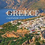 Greece Calendar 2019: 16 Month Calendar
