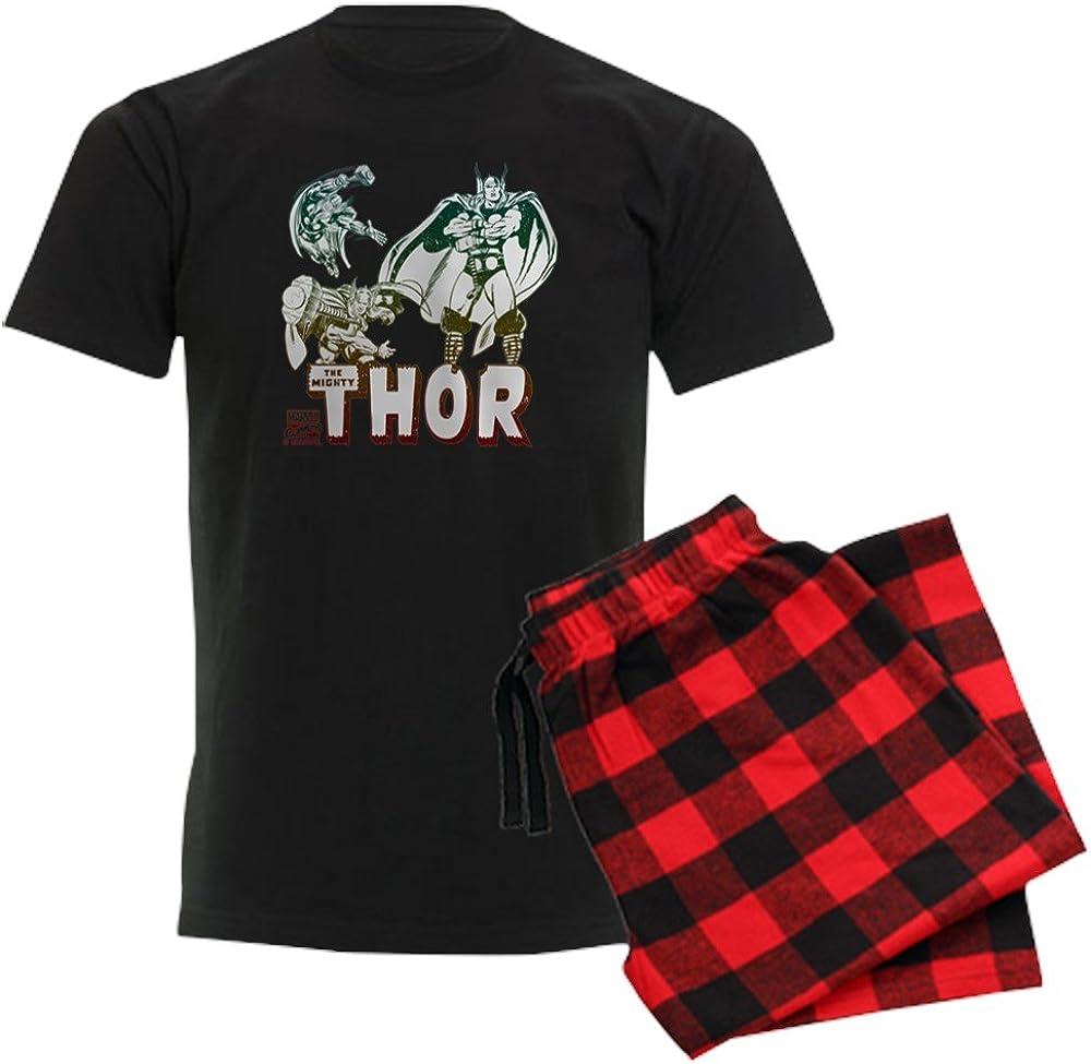 CafePress Marvel Comics Thor 3 Pajama Set