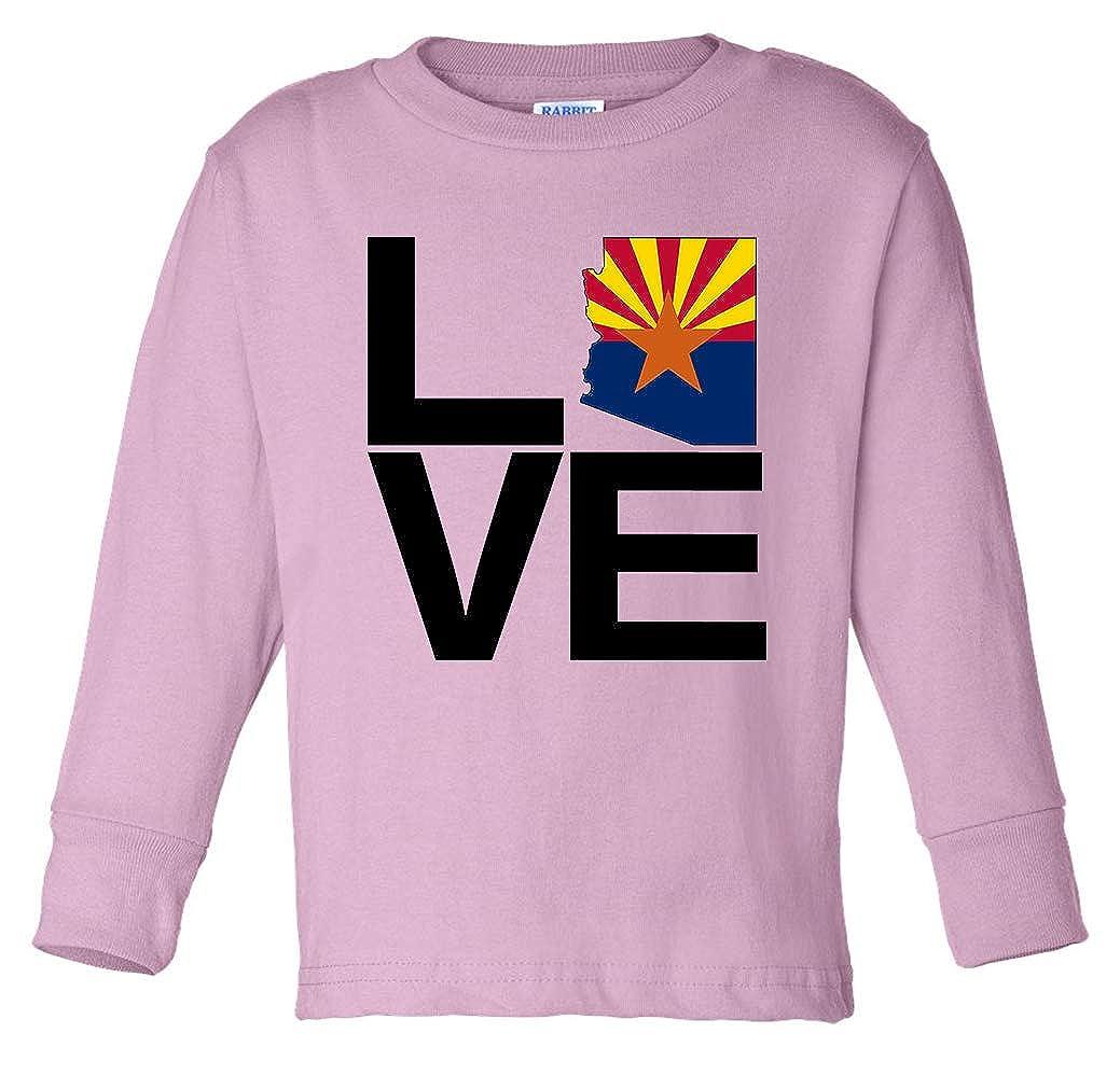 Tenacitee Babys Love Arizona Shirt
