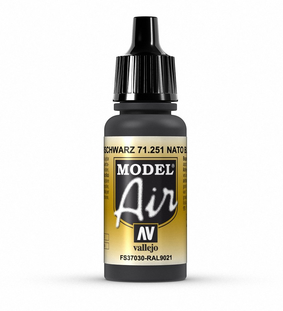 Vallejo Model Air, Colore Acrilico, 17 ml, Thinners Acylicos Vallejo VJ71261