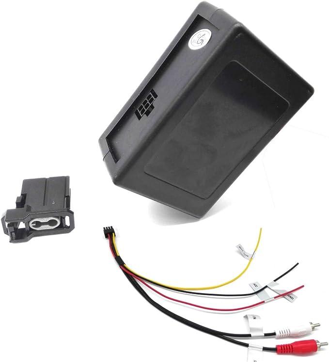 Toopai Optisches Glasfaser Decoder Für Mercedes Benz Ml Elektronik