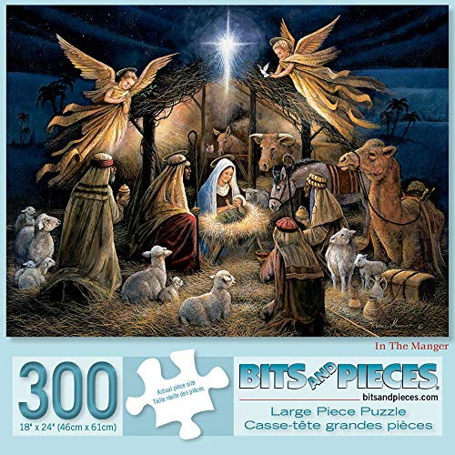 Best nativity puzzles for adults 2000 piece