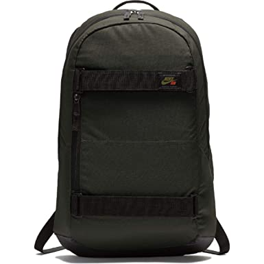Image Unavailable. Image not available for. Color  Nike Mens SB Courthouse  Backpack BA5305-357 - SEQUOIA BLACK OLIVE FLAK 367498e580af5