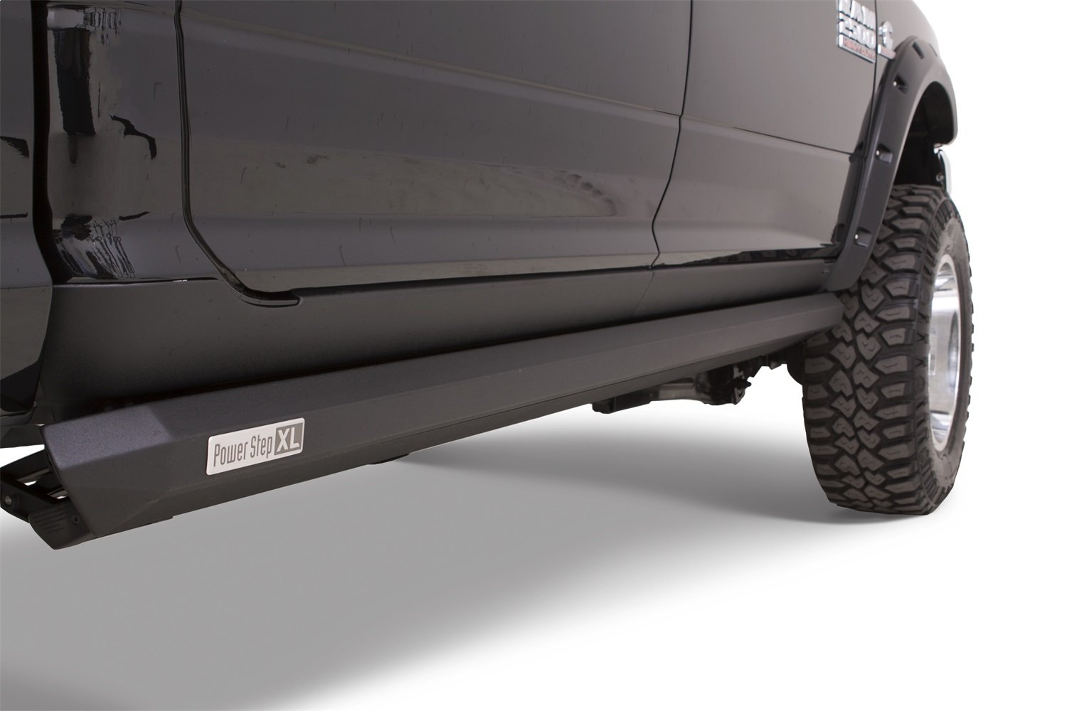 Power Running Boards >> Amp Research 77248 01a Powerstep Xl Power Running Board Plug N Play System For 2018 Ram 2500 3500 With Mega Cab