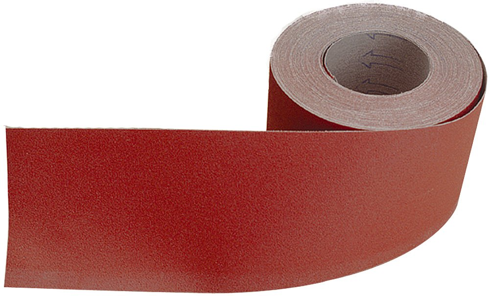 A&H Abrasives 952760, Rolls, Aluminum Oxide, (j-weight), Open, 4-1/2x10ft Aluminum Oxide 120j Roll