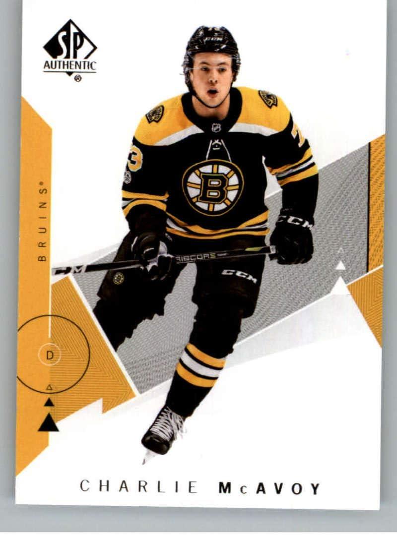 Fanatics Authentic Certified Charlie McAvoy Boston Bruins Autographed 8 x 10 Goal Celebration Photograph