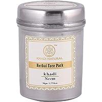 Khadi Natural Ayurvedic Neem Face Pack, 50g