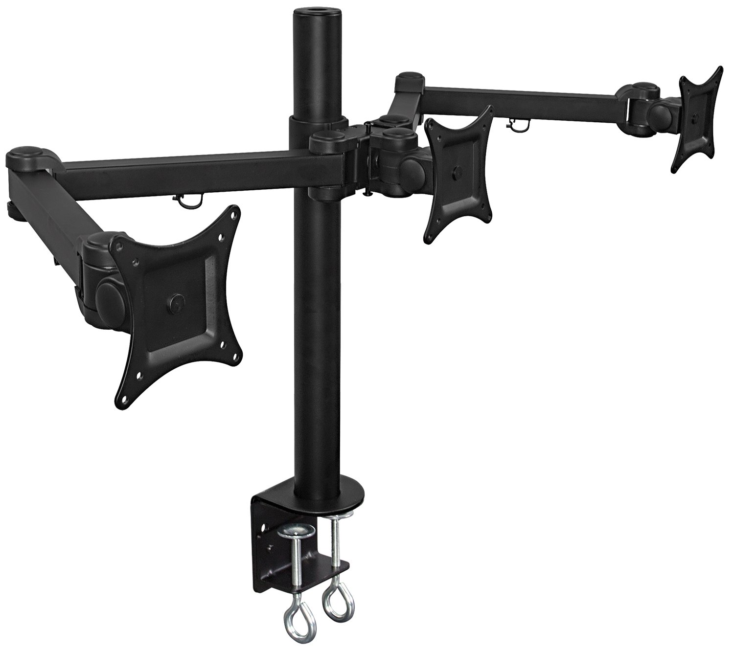 Triple Monitor Stand Clamp