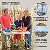 Coldcreek Outfitters Outdoor Washing Table, Faucet