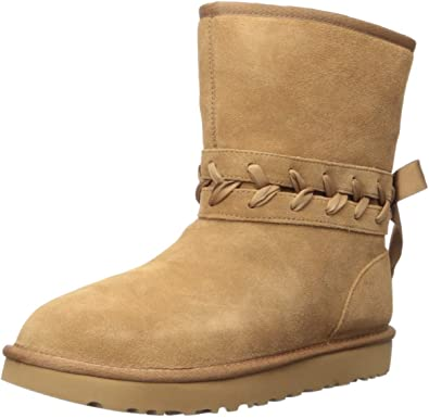 UGG Women's Classic Lace Short Boot