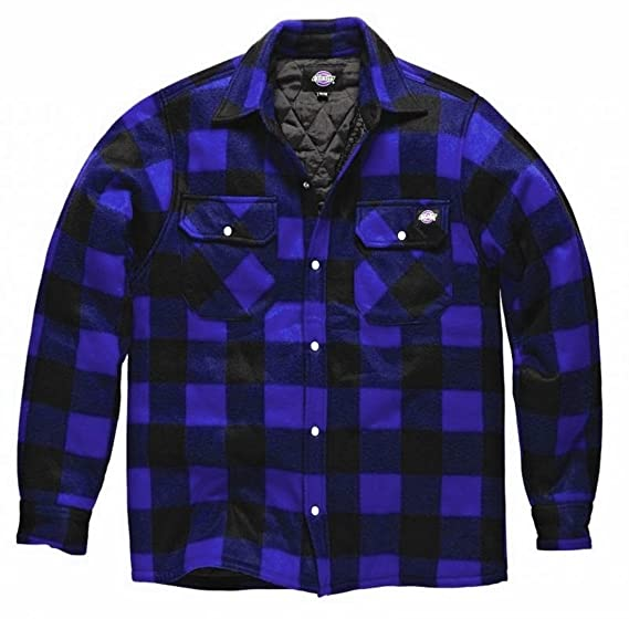 Dickies Portland - Camicia Imbottita da Lavoro 9d7711a606ae